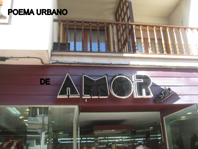 poema urbano de amor copyright nel amaro courtesy from the artist to klauss van damme all rights reserved