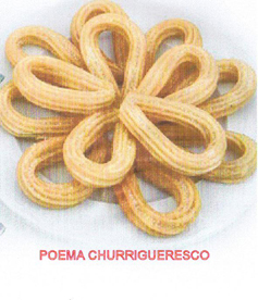 poema churrigheresco copyright nel amaro courtesy from the artist to klauss van damme all rights reserved
